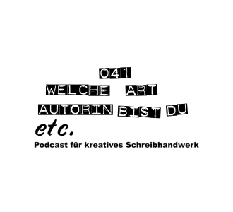 etc041: Welche Art Autor_in bist du?