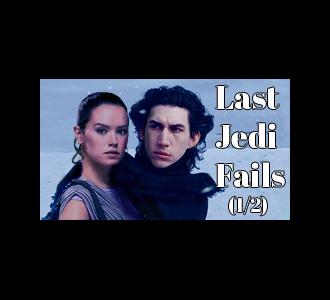 Schreibtips 007: Aus Fehlern lernen – Star Wars: Die letzten Jedi (1/2)