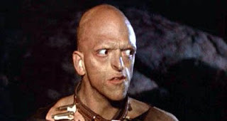 Michael Berryman in (Englisch) 'The Hills Have Eyes')