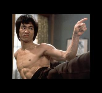 Bruce Lee über das Schreiben