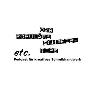 etc028: Populäre Schreibtips, an die wir uns nicht halten