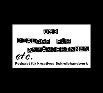 etc033: Gute Dialoge für Anfängerinnen