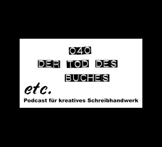 etc040: Der Tod des Buches
