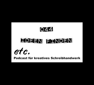 etc044: Ideen finden für Anfänger_innen