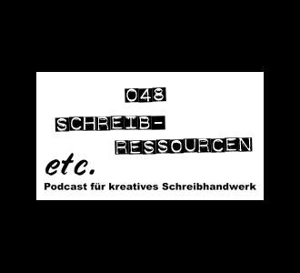 etc048: Schreib-Ressourcen