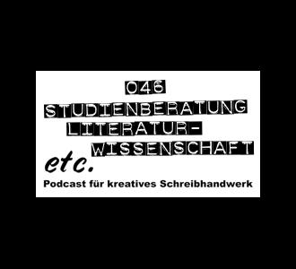 etc046: Studienberatung – Literaturwissenschaft