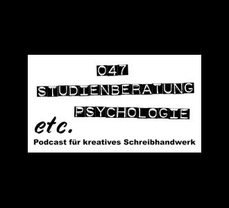etc047: Studienberatung – Psychologie