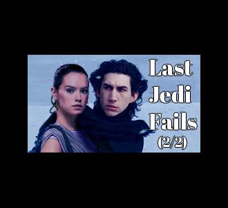 Schreibtips 007: Aus Fehlern lernen – Star Wars: Die letzten Jedi (2/2)