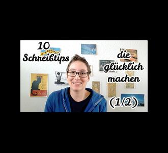 Schreibtips 004: 10 kleine Tips am Rande (1/2)
