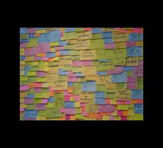 Vom Brainstorming zum Plot