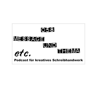 etc058: Message und Thema