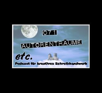 etc071 Autorenträume