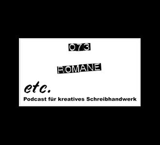 etc073: Romane